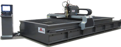 Epsilon CNC Plasma Cutting System by Axis
